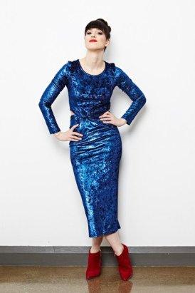Blue Velvet Dynasty-Glamourous-Dynasty
