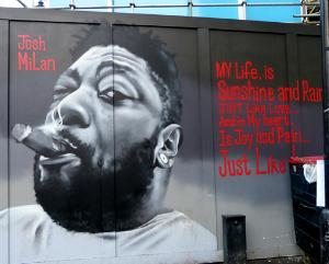 Josh Milan Graffiti